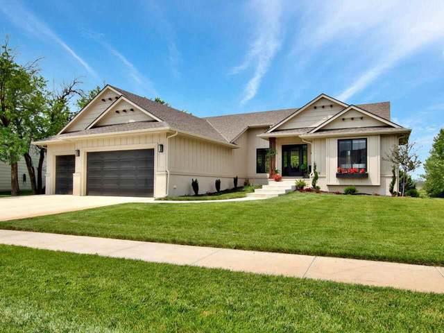 6318 W Driftwood St, Wichita, KS 67205 (MLS #599490) :: Keller Williams Hometown Partners