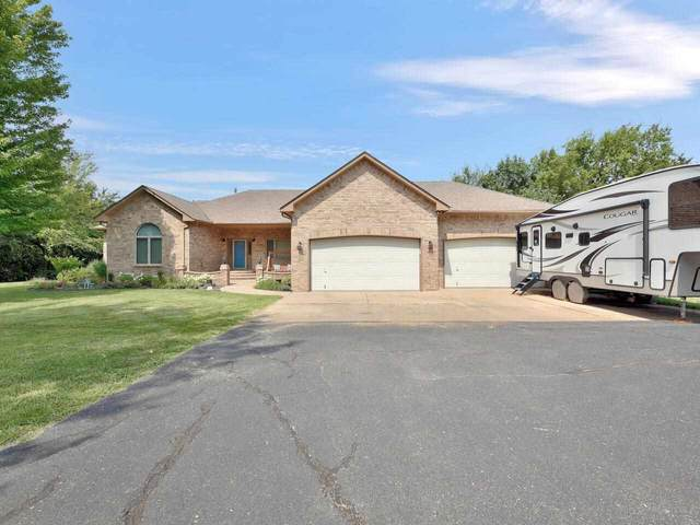 415 W Red Powell Dr, Derby, KS 67037 (MLS #599491) :: The Boulevard Group
