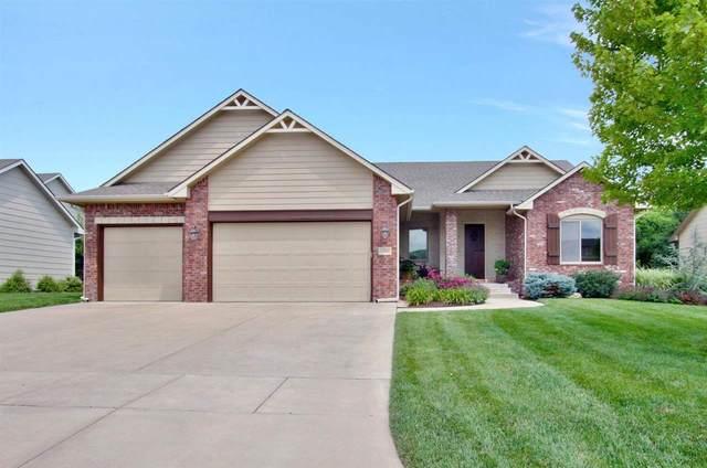 12302 E Troon St, Wichita, KS 67206 (MLS #599508) :: Kirk Short's Wichita Home Team