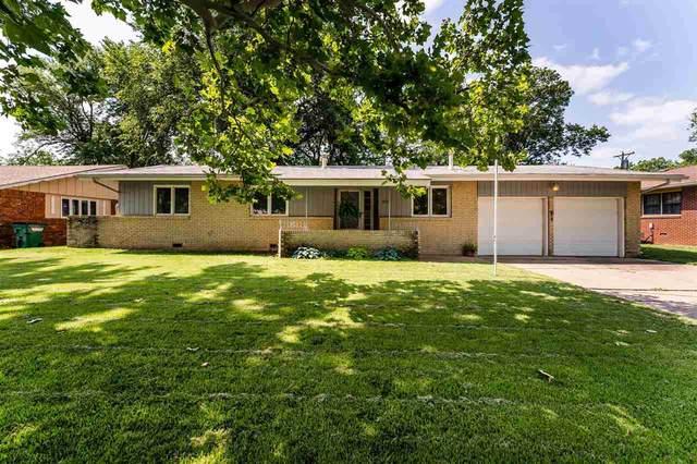 9711 W Birch Ln, Wichita, KS 67212 (MLS #599511) :: Kirk Short's Wichita Home Team