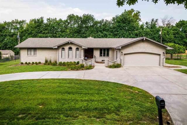 545 S Circle Lake Rd, Wichita, KS 67209 (MLS #599515) :: Kirk Short's Wichita Home Team
