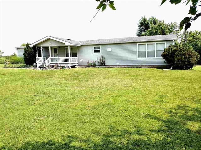 16076 SW Hunter Rd, Augusta, KS 67010 (MLS #599526) :: Kirk Short's Wichita Home Team