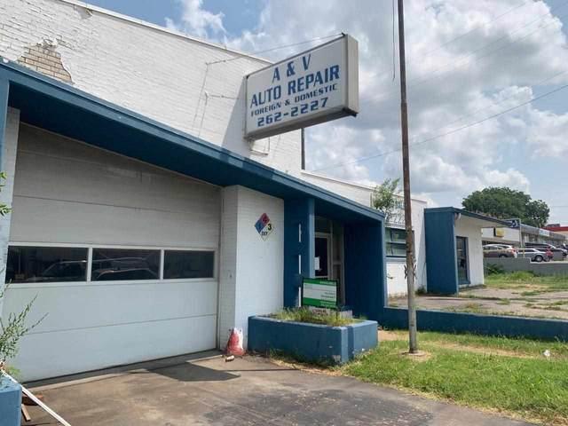 3002 E Harry St, Wichita, KS 67211 (MLS #599527) :: Graham Realtors