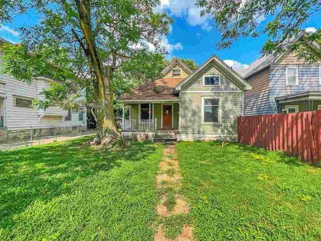 1145 N Market St, Wichita, KS 67214 (MLS #599531) :: COSH Real Estate Services