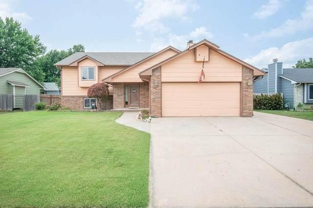1819 S Cranbrook Ave, Wichita, KS 67207 (MLS #599532) :: Kirk Short's Wichita Home Team