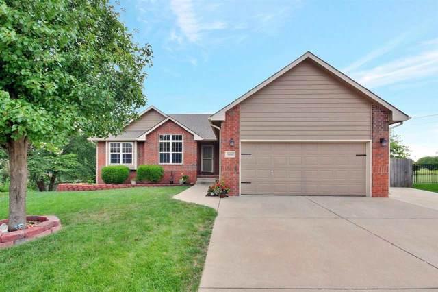 3406 N Valerie Cir, Wichita, KS 67205 (MLS #599534) :: Kirk Short's Wichita Home Team