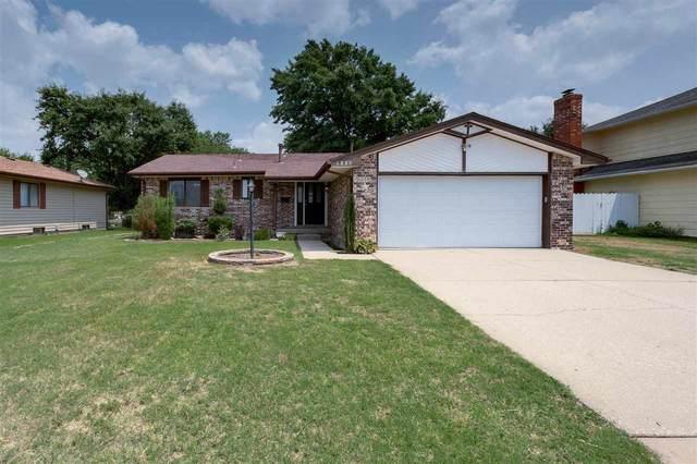 1250 N Country Acres Ave, Wichita, KS 67212 (MLS #599546) :: Kirk Short's Wichita Home Team