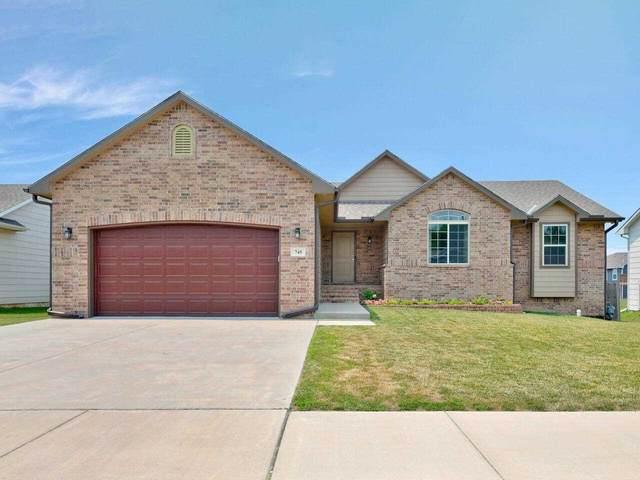 745 S Hedgewood St, Andover, KS 67002 (MLS #599560) :: Kirk Short's Wichita Home Team