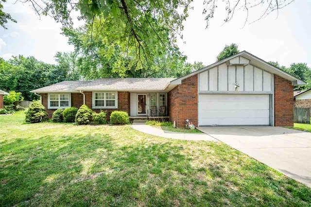 23 Huntington Rd, Augusta, KS 67010 (MLS #599568) :: Kirk Short's Wichita Home Team
