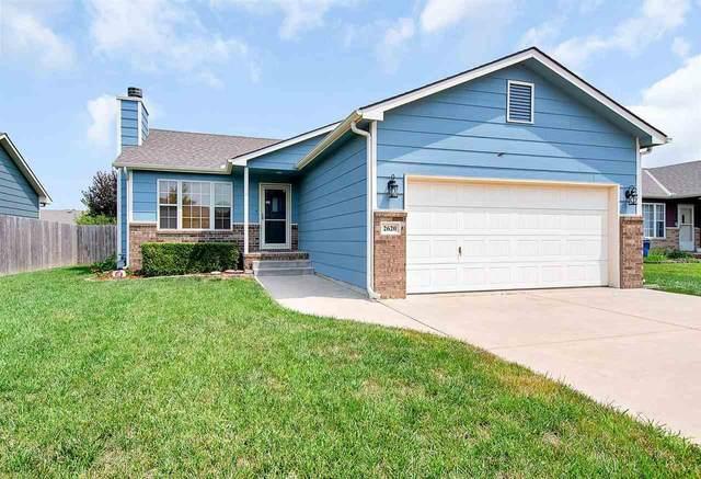 2620 E Sunnyslope St, Park City, KS 67219 (MLS #599575) :: Kirk Short's Wichita Home Team