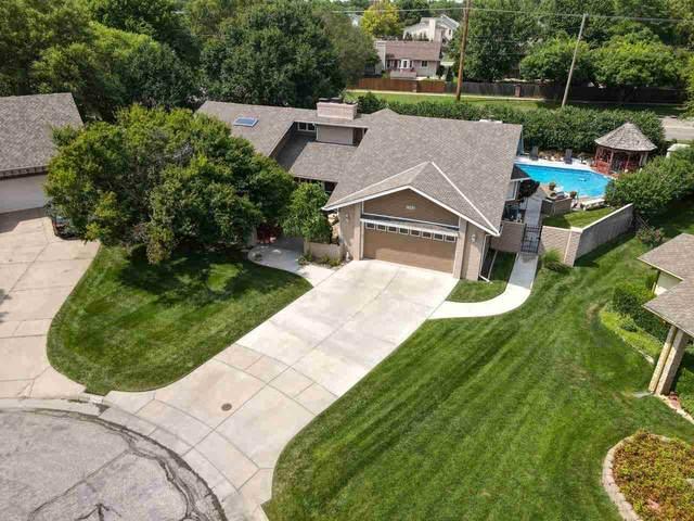 1349 N Cardington Ct, Wichita, KS 67212 (MLS #599577) :: Kirk Short's Wichita Home Team