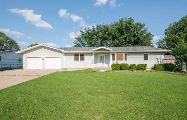 540 N 9th St, Towanda, KS 67144 (MLS #599579) :: Kirk Short's Wichita Home Team