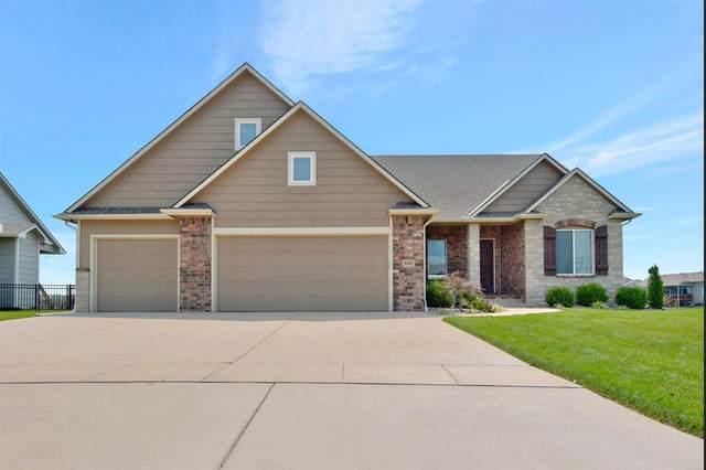 2341 N Lakeside Cir, Andover, KS 67002 (MLS #599598) :: Pinnacle Realty Group