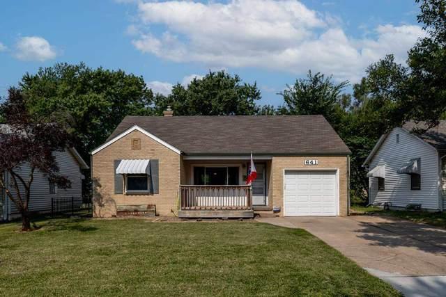 641 N Parkwood Ln, Wichita, KS 67208 (MLS #599600) :: Graham Realtors