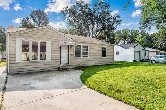 4556 S Oak Ave, Wichita, KS 67217 (MLS #599603) :: Graham Realtors