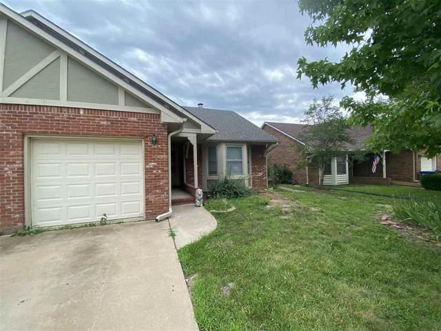 9419 E Bluestem St, Wichita, KS 67207 (MLS #599610) :: Pinnacle Realty Group