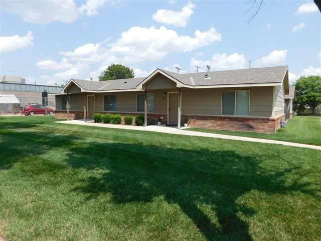 4204-4258 W Newell, Wichita, KS 67212 (MLS #599614) :: Kirk Short's Wichita Home Team