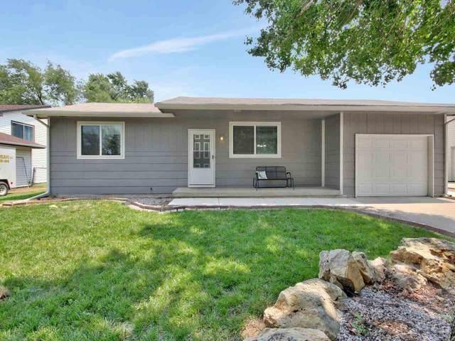 6724 N Hydraulic Ave, Park City, KS 67219 (MLS #599616) :: Kirk Short's Wichita Home Team
