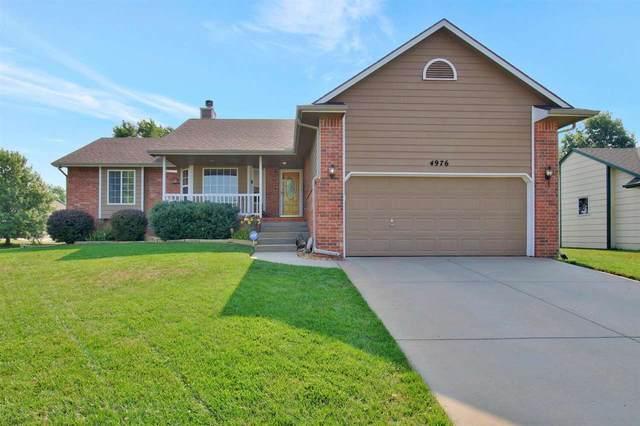 4976 N Parkhurst St, Bel Aire, KS 67220 (MLS #599617) :: Kirk Short's Wichita Home Team