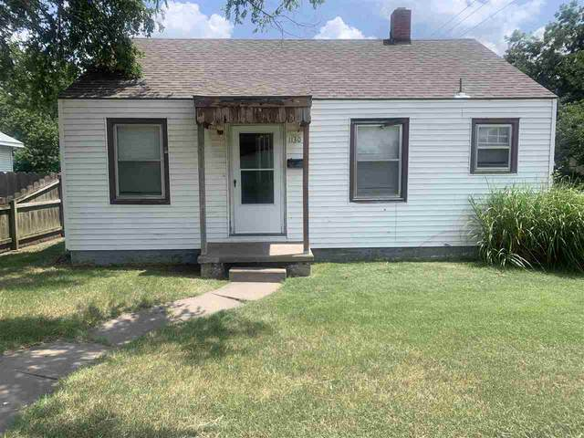 1130 S Dodge Ave, Wichita, KS 67213 (MLS #599630) :: Kirk Short's Wichita Home Team