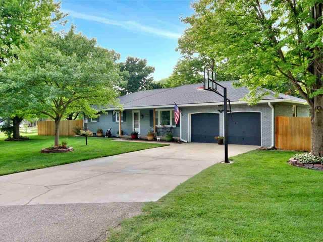 1471 S Rogers Ln, Wichita, KS 67235 (MLS #599635) :: Kirk Short's Wichita Home Team
