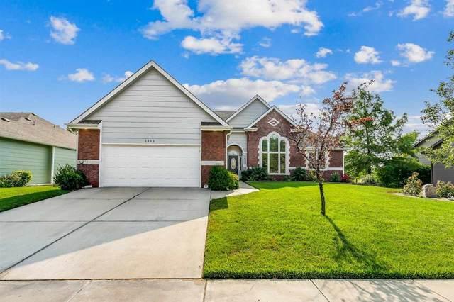 1308 S Threewood St, Wichita, KS 67235 (MLS #599636) :: Kirk Short's Wichita Home Team