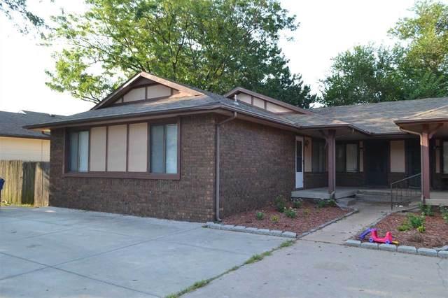 8503 W Thurman St #1, Wichita, KS 67212 (MLS #599639) :: Kirk Short's Wichita Home Team