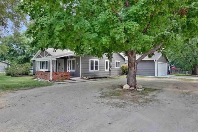1410 N Rose Hill Rd, Rose Hill, KS 67133 (MLS #599651) :: Kirk Short's Wichita Home Team