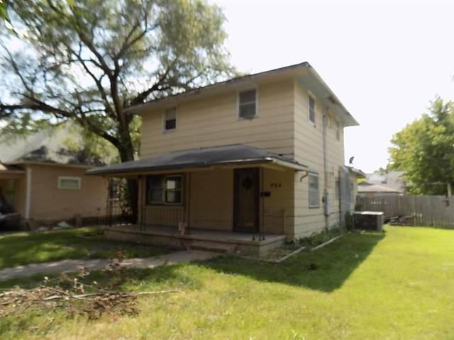 724 N C St, Wellington, KS 67152 (MLS #599659) :: Kirk Short's Wichita Home Team