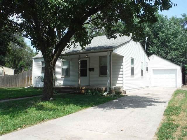 1834 S Emporia, Wichita, KS 67211 (MLS #599661) :: Kirk Short's Wichita Home Team