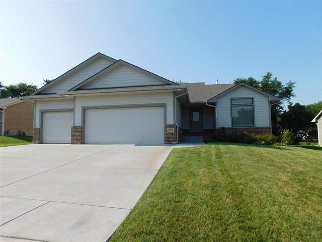 2225 E Highridge, Park City, KS 67219 (MLS #599663) :: Kirk Short's Wichita Home Team