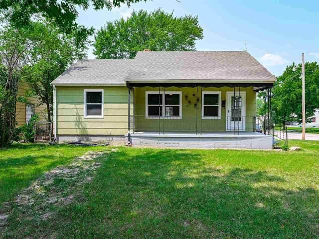 1455 N Battin St, Wichita, KS 67208 (MLS #599666) :: COSH Real Estate Services