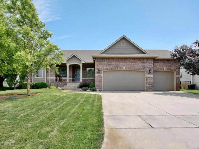 4890 N Emerald Ct, Maize, KS 67101 (MLS #599688) :: COSH Real Estate Services