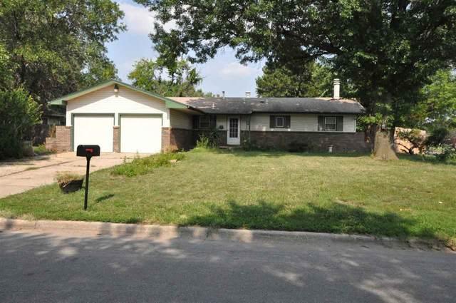 902 N Robin Rd, Wichita, KS 67212 (MLS #599691) :: Graham Realtors