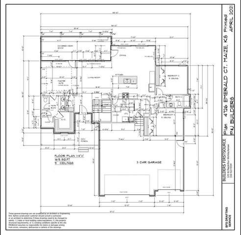 4726 N Emerald Ct, Maize, KS 67101 (MLS #599715) :: COSH Real Estate Services