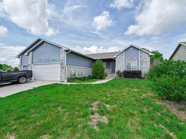 13802 W Ponderosa St, Wichita, KS 67235 (MLS #599746) :: COSH Real Estate Services