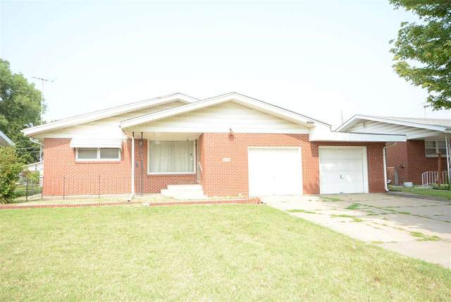 2409 S Minnesota Ave, Wichita, KS 67216 (MLS #599751) :: The Boulevard Group