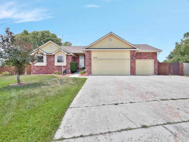 2229 N Parkridge Ct, Wichita, KS 67205 (MLS #599753) :: COSH Real Estate Services