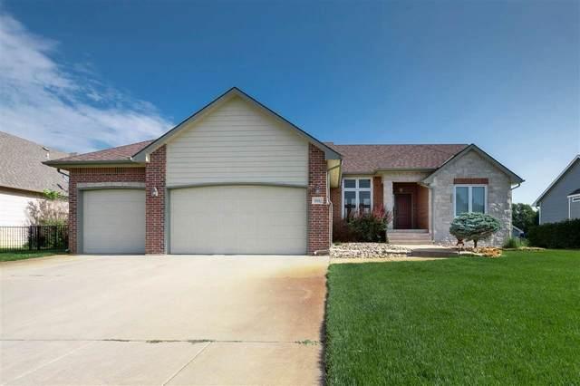906 E Clear Creek St, Clearwater, KS 67026 (MLS #599755) :: Graham Realtors