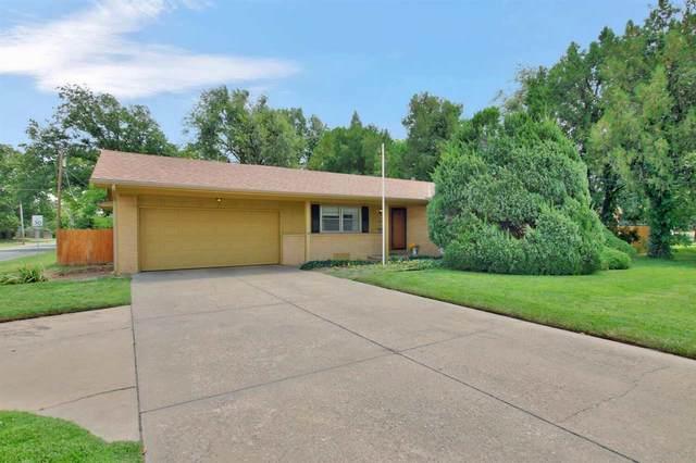 1560 N West St, Wichita, KS 67203 (MLS #599769) :: Graham Realtors