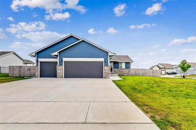 1546 N Aster Circle, Andover, KS 67002 (MLS #599773) :: Graham Realtors