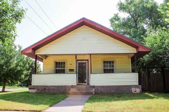 1902 S Wichita St, Wichita, KS 67213 (MLS #599776) :: The Boulevard Group