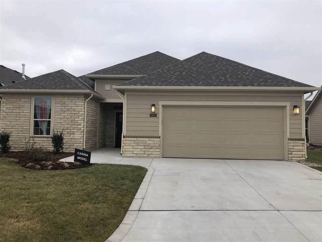 4018 N Solano St Casina Model, Wichita, KS 67205 (MLS #599789) :: Kirk Short's Wichita Home Team