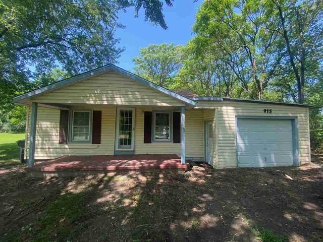 915 S 7th St, Arkansas City, KS 67005 (MLS #599792) :: Keller Williams Hometown Partners
