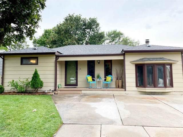 315 S Mccomas, Wichita, KS 67213 (MLS #599799) :: Pinnacle Realty Group