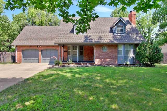 7320 E Rockwood, Wichita, KS 67206 (MLS #599810) :: Kirk Short's Wichita Home Team