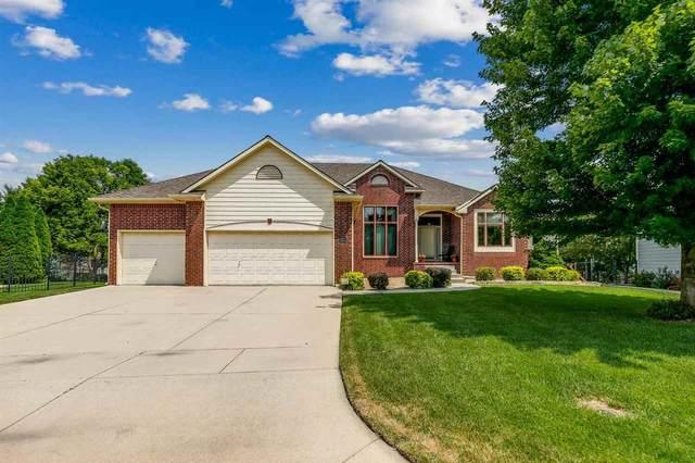 12110 E Killenwood Ct, Wichita, KS 67206 (MLS #599813) :: Pinnacle Realty Group