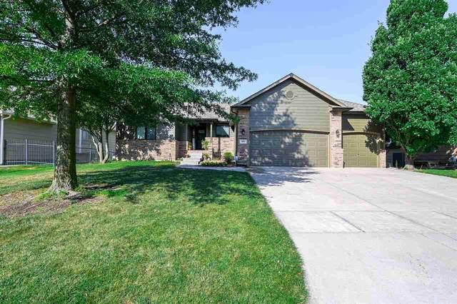 409 N Jaax St, Wichita, KS 67235 (MLS #599814) :: Pinnacle Realty Group