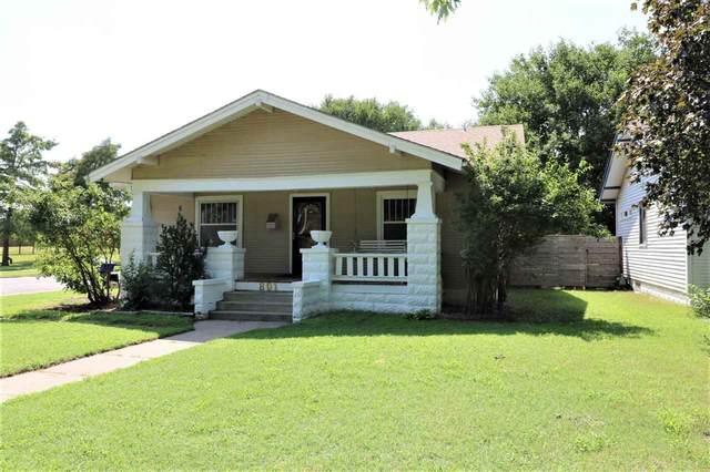 801 N Coolidge Ave, Wichita, KS 67203 (MLS #599825) :: Pinnacle Realty Group
