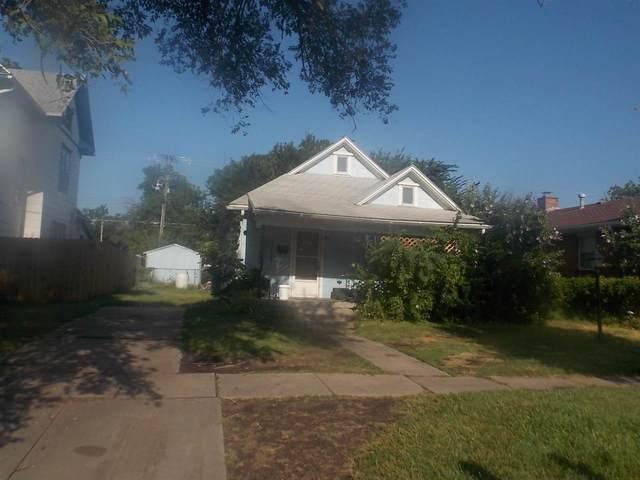 1645 S Main St, Wichita, KS 67213 (MLS #599835) :: Pinnacle Realty Group